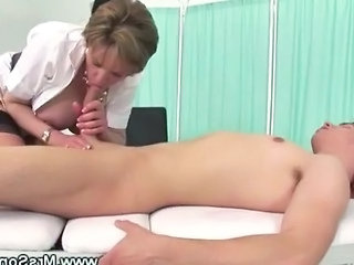 Blowjob Doctor  Uniform Blowjob Milf Milf Blowjob