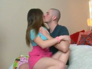 Kissing Teen Kissing Teen