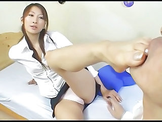 Feet Fetish Japanese Legs Footjob Foot