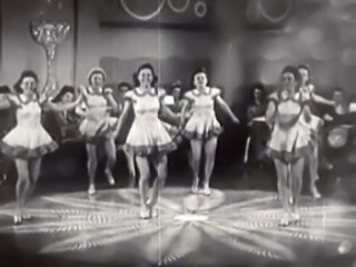 Dancing Party Vintage Ass Dancing