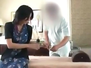 Asian Japanese Massage  Japanese Milf Japanese Massage Massage Asian Massage Milf Milf Asian Milf Ass