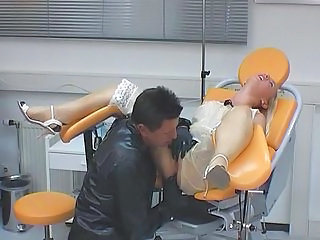 Clothed Doctor Rubber