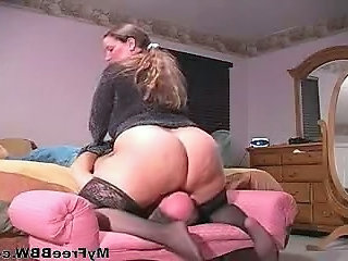 Ass  Facesitting  Stockings Fat Ass Bbw Milf Plumper Stockings Milf Ass Milf Stockings