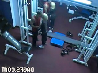 HiddenCam Sport Gym