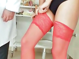 Doctor Stockings Gyno Stockings