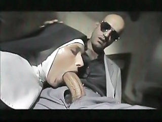 Blowjob Clothed Nun Uniform Vintage Blowjob Big Cock Crazy Big Cock Blowjob