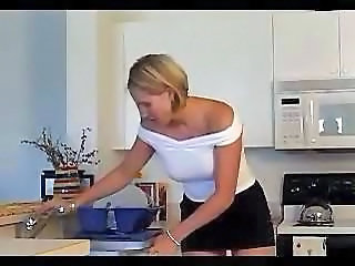 European Kitchen  Stockings Plumber Amateur