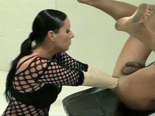 Fisting Slave Ass