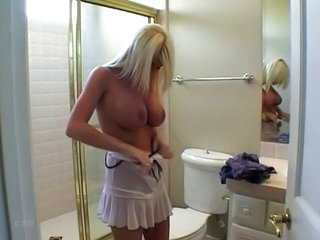 Babe Big Tits Bus Showers Slave Busty