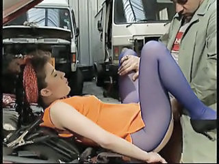 Ass Car Clothed  Pantyhose Vintage Clothed Fuck Pantyhose Milf Ass Milf Pantyhose