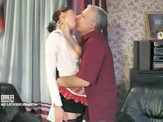 Daddy Maid Old and Young Russian Teen Maid + Teen Russian Teen Teen Russian