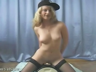 Machine Solo Teen Sybian Solo Teen