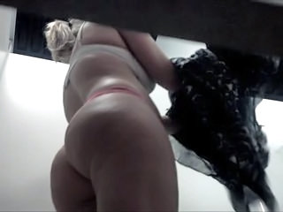 HiddenCam Voyeur Thong