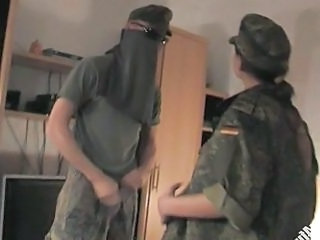 Army Gangbang Uniform