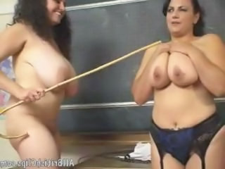 Big Tits British Chubby European Lesbian  Natural School Teacher European British