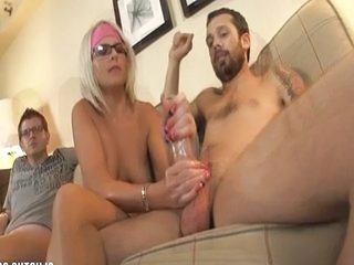 Handjob  Mom Old and Young Hotel