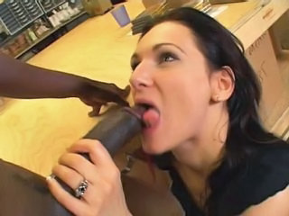 Blowjob Interracial Teen Interview
