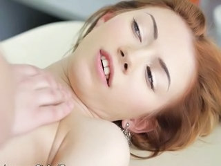 Cute Massage Redhead Teen Foreplay
