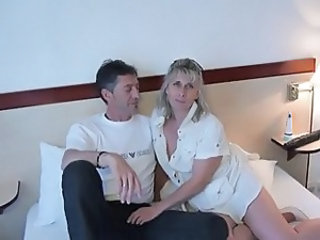 Amateur European French  Older Wife