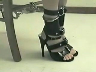 Bondage Feet Fetish