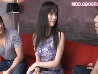 Asian Babe Cute Korean Threesome