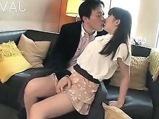 Asian Babe Japanese Skirt