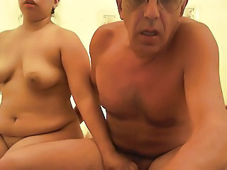 Babysitter Chubby Daddy Old and Young  Teen