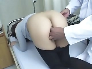Asian Ass Doctor Teen