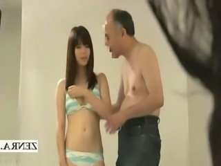 Asian Bikini Japanese Old and Young Stripper Bikini
