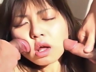 Asian Blowjob Facial Japanese Lingerie Lingerie