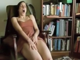 European Masturbating Orgasm