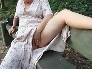 European German Mature Outdoor Pussy Outdoor