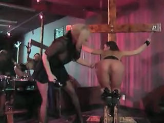 Bondage Brunette European Natural Tied Fight