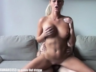 Amateur Big Tits European  Riding Czech