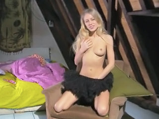 Blonde Russian Skinny Teen