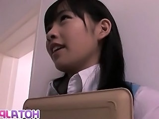 Asian Cute Japanese Office Secretary Teen