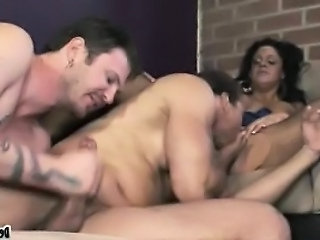 Bisexual Blowjob European