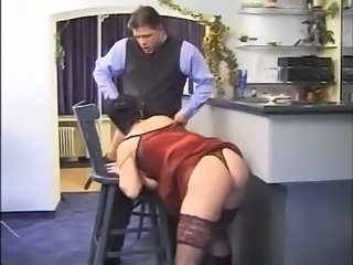 Blowjob European German Stockings Vintage German
