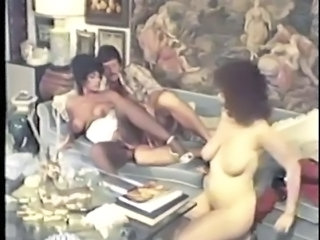 Anal  Threesome Vintage