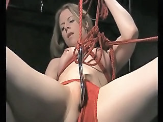 Bondage European Fetish Masturbating Kinky
