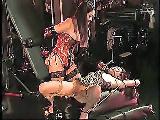 Asian Bondage Clit  Mistress