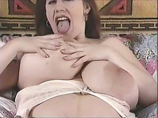 Big Tits European  Pregnant Milk