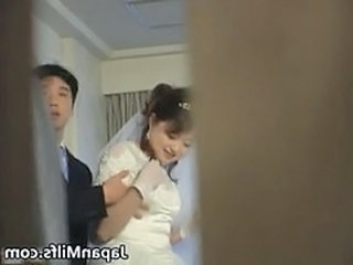 Asian Bride Japanese  Voyeur Wife