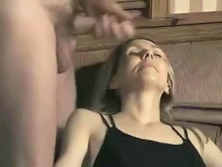 Cash Cumshot European
