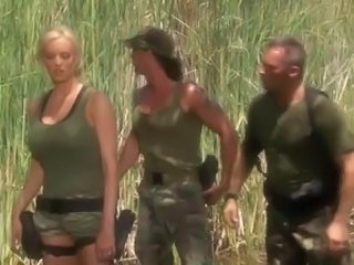 Army  Outdoor Pornstar Uniform