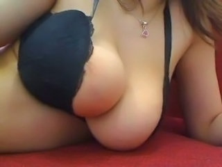 Big Tits Lingerie Natural Webcam