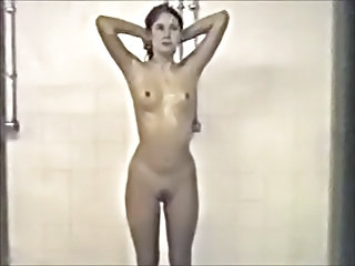 Amateur Homemade Showers Skinny Small Tits Teen College