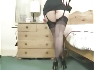 Ass Legs  Solo Stockings