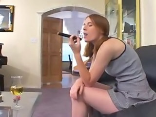 Babysitter Smoking Teen