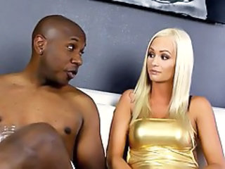Amazing Interracial  Pornstar